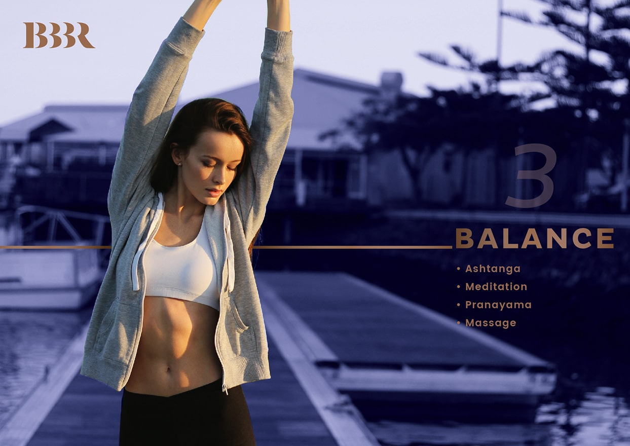 Balance BBBR - Strategy, Art Direction, Branding, Graphic & Digital Design Advertising Graphic Design Pacifica agency Byron Bay