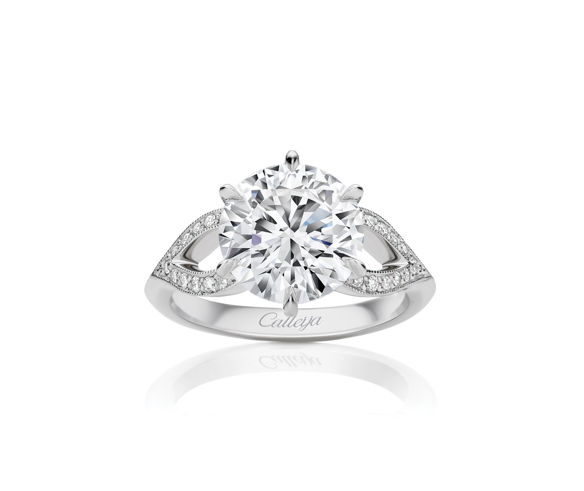 Ring Diamond Calleija - Strategy, Art Direction, Branding, Graphic & Digital Design Advertising Pacifica agency Byron Bay